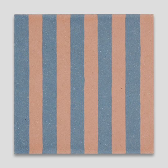 Yorkshire Stripes Encaustic Cement Tile