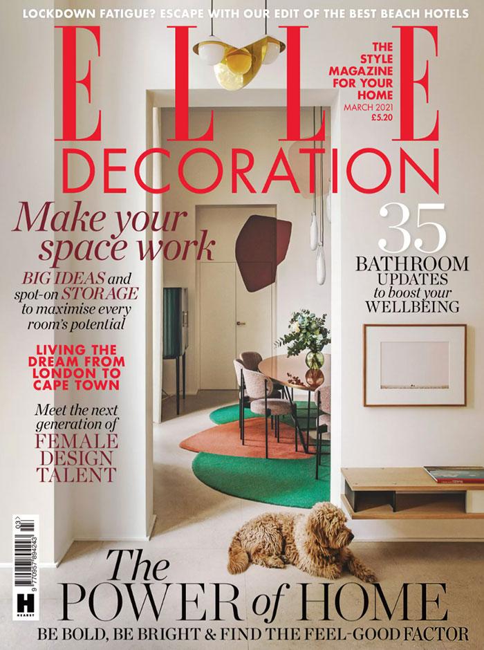 Elle Decoration - March 2021