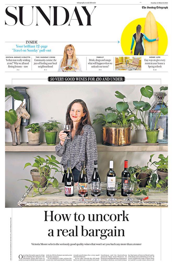 The Sunday Telegraph - 21.03.2021