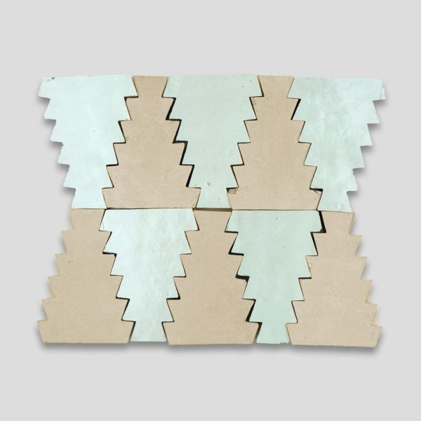 Border Zellige Tiles