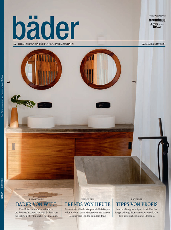 Bader Magazine – Issue 2019 / 2020
