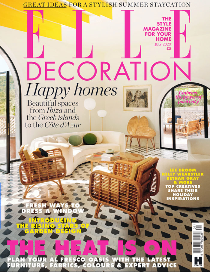 Elle Decoration - July 2020