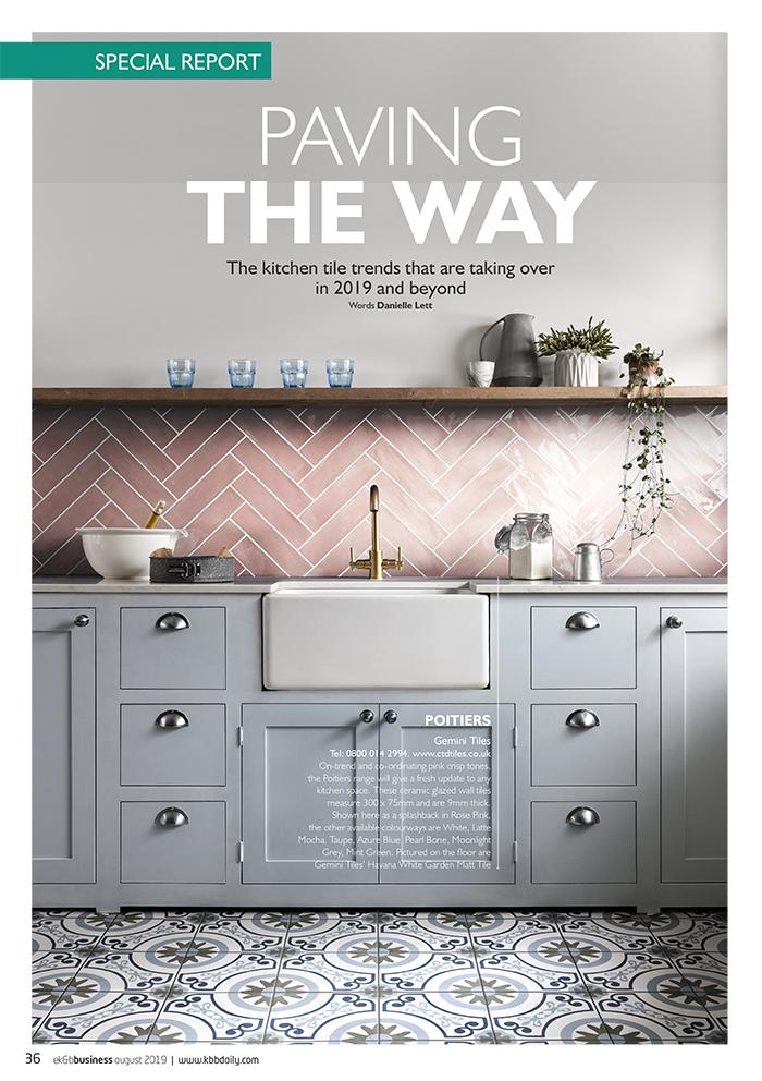 Essential Kitchen & Bathroom Business - August 2019