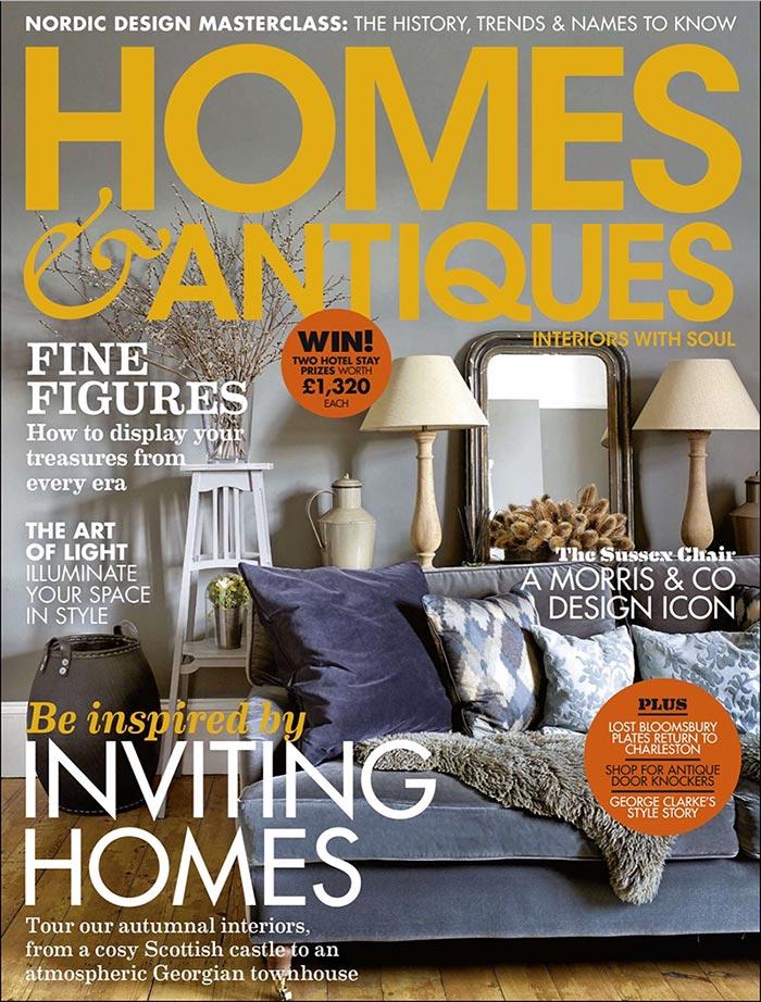Homes & Antique Magazine – November 2018