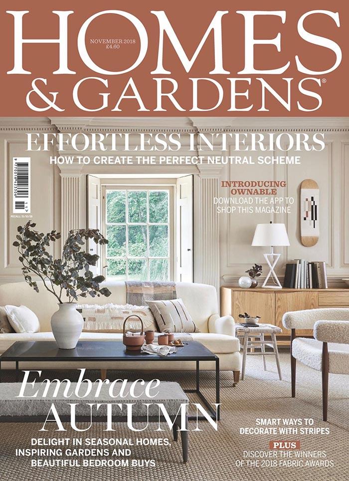 Homes & Garden - November 2018