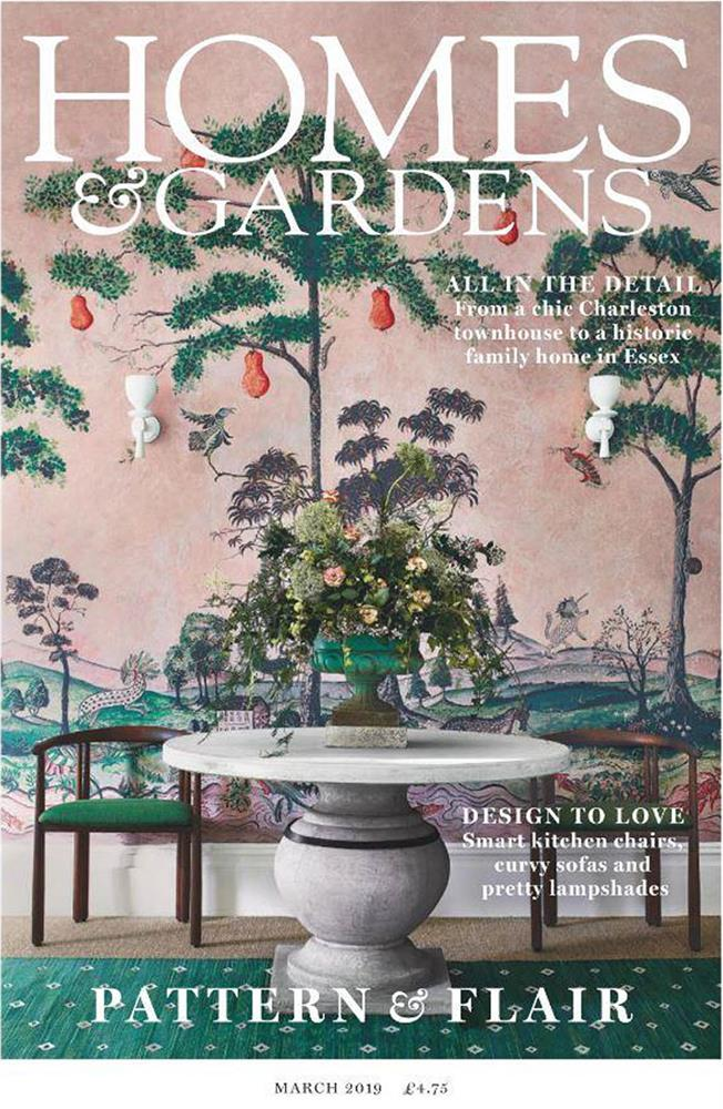 Homes & Gardens – March 2019