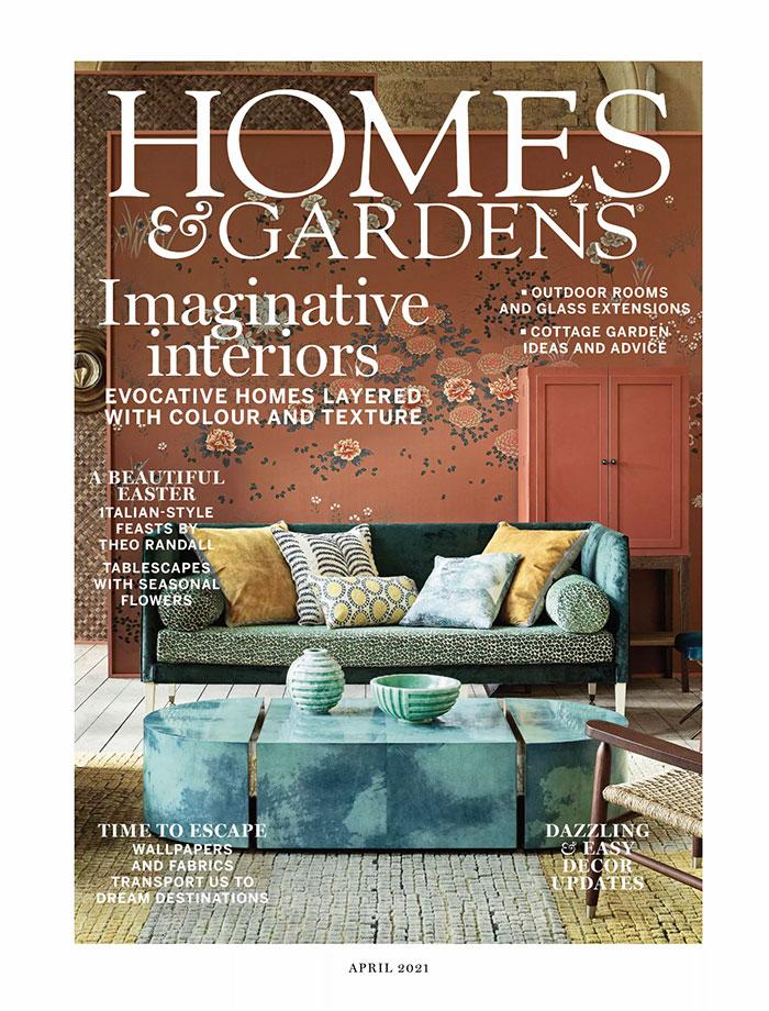 Homes & Gardens - April 2021
