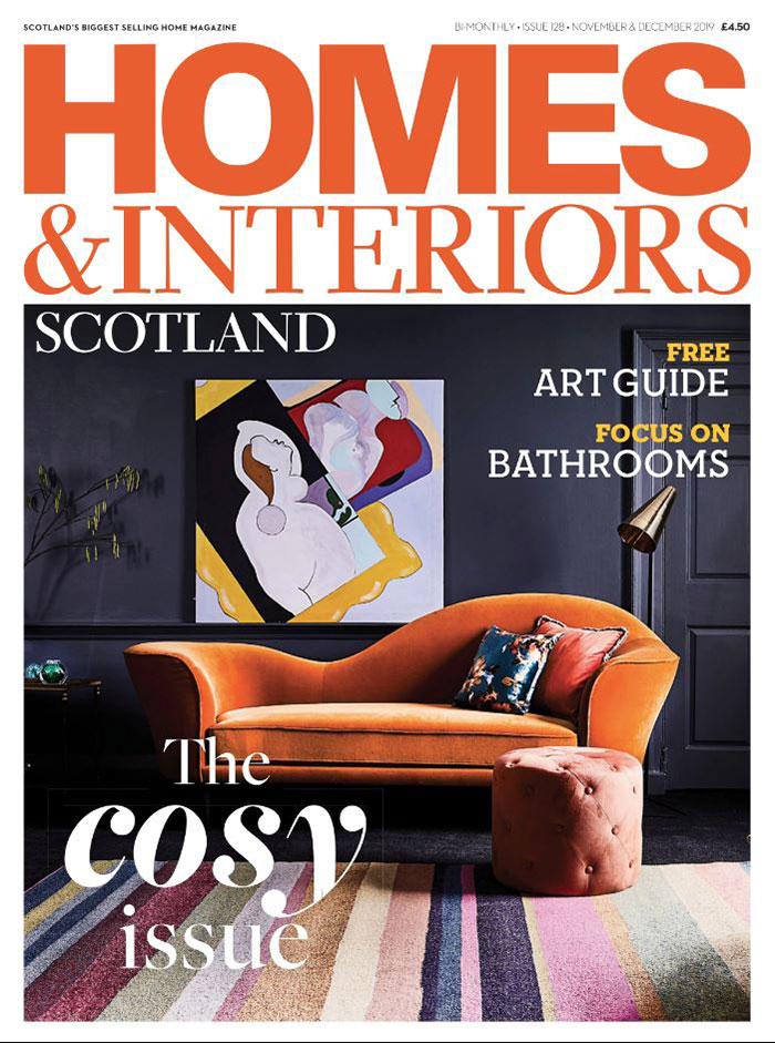 Homes & Interiors Scotland – December 2019