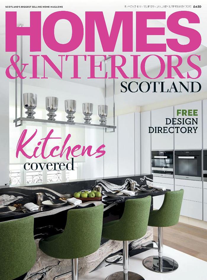 Homes & Interiors Scotland - February 2020