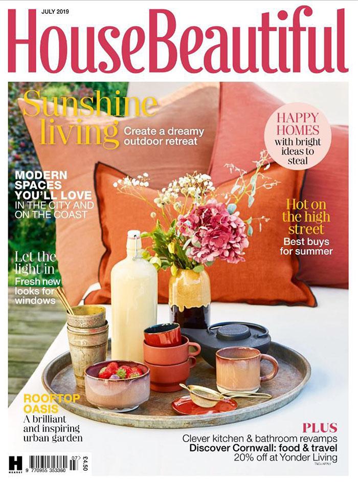 House Beautiful – July 2019