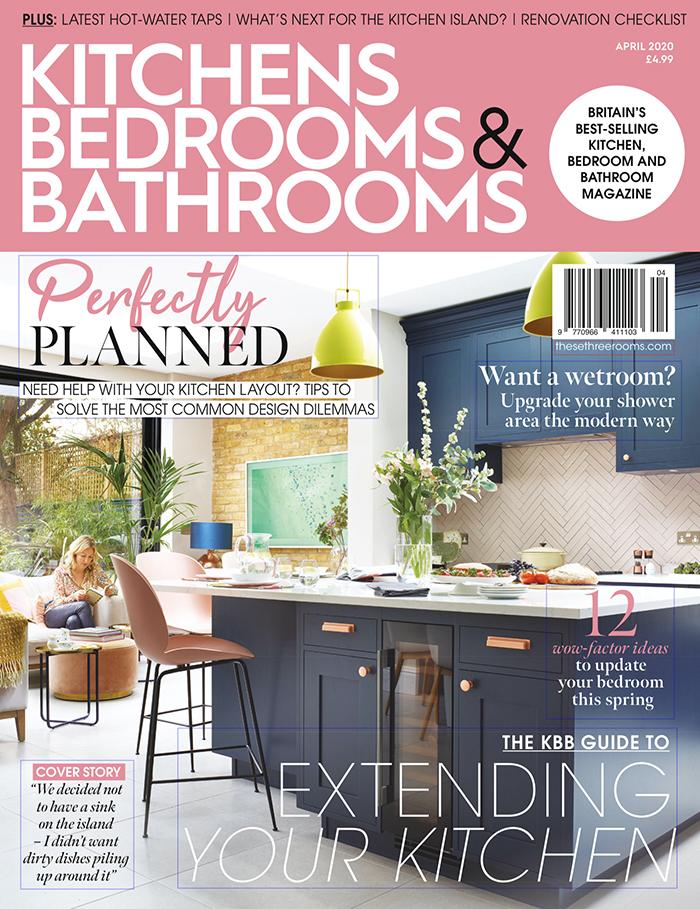 Kitchens Bedroom Bathrooms - April 2020