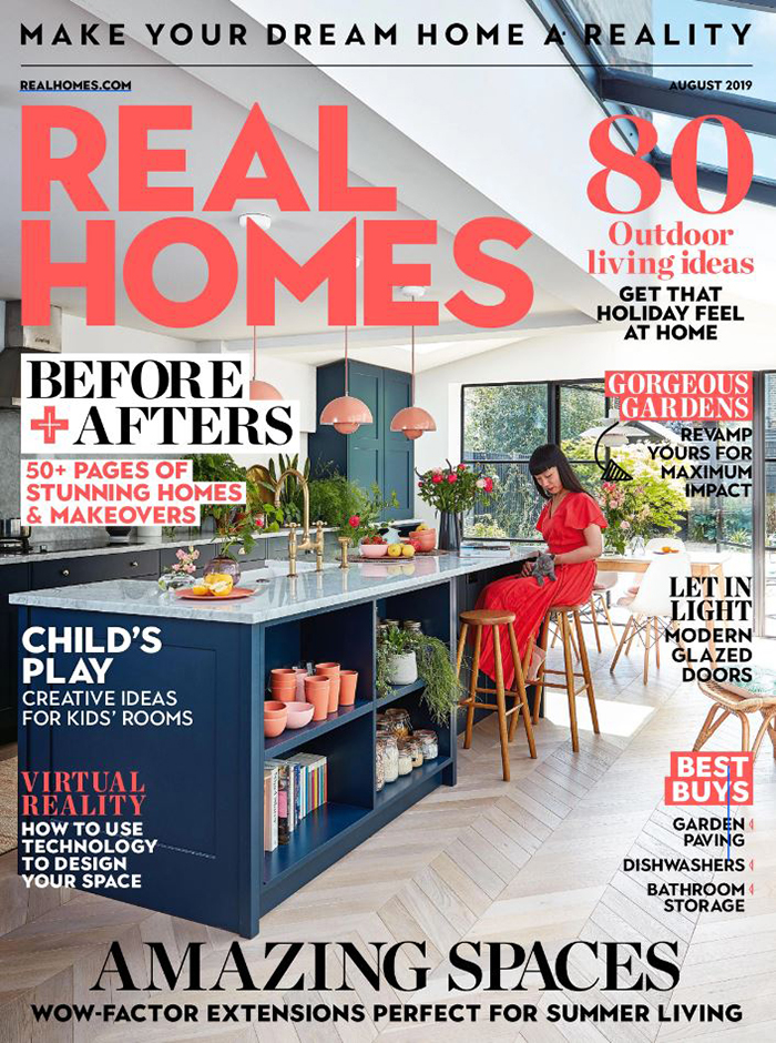 Real Homes – August 2019