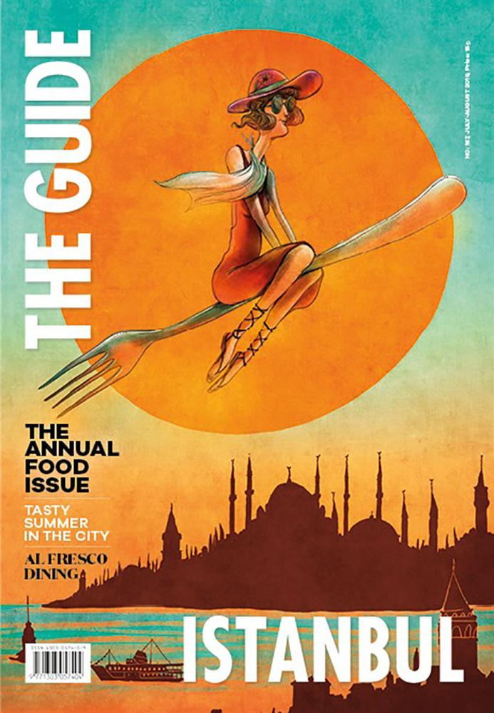 The Guide Istanbul – July 2019