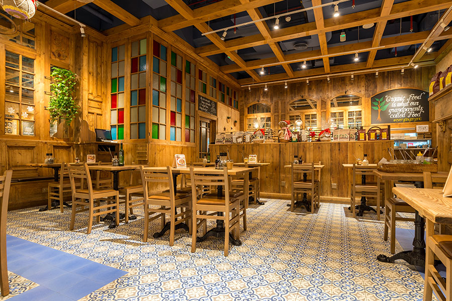 Le Pain Quotidien Mall of Emirates