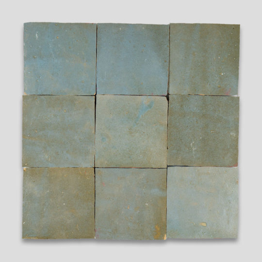 Pale Blue Zellige Tile