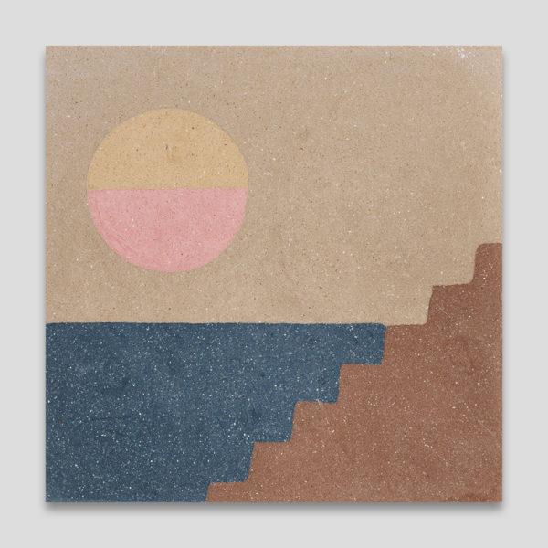 Sunrise in Bodrum Encaustic Cement Tile