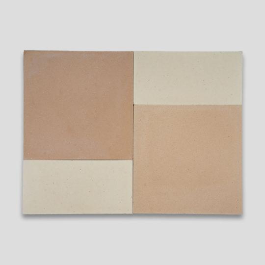 Birch Patchwork Encaustic Cement Tile